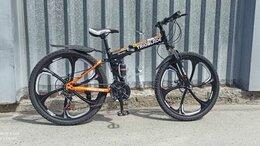 """Велосипеды - Велосипед новый 26"""" складной, 0"""