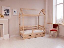 Кроватки - Кровать-домик натуральный Инканто Dream Home для…, 0