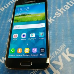 Мобильные телефоны - Мобильный телефон Samsung Galaxy S5 mini 16 ГБ, 0