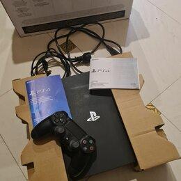 Игровые приставки - PlayStation 4 pro, 7016b. 1 геймпад., 0