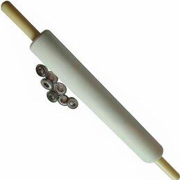Скалки - Скалка для лаваша 55-6см с подшипниками., 0