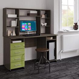Компьютерные и письменные столы - Стол компьютерный Милан 13, 0