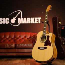 Акустические и классические гитары - Гитара электроакустическая MARTINEZ W-124BC N , 0