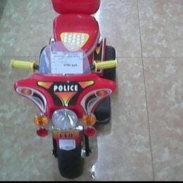 Электромобили - Мотоцикл детский , 0