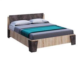 """Кровати - Кровать двухспальная КР-001 """"Санремо"""", 0"""