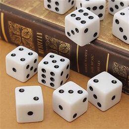 Головоломки - Кубики игральные (кости), 0