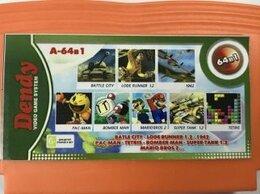 Игры для приставок и ПК - Картридж Сборник игр 64 в 1 A-64в1 BATLE CITY +…, 0
