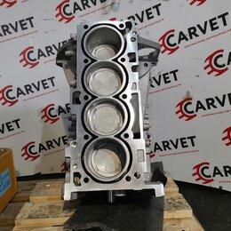 Двигатель и топливная система  - Блок цилиндров G4KE Santa Fe / Sorento 2.4л 175лс, 0