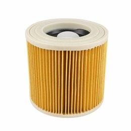 Пылесосы - Патронный Фильтр Hepa для Karcher серий A и WD, 0