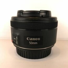 Объективы - Canon EF 50mm 1.8 STM (A135), 0