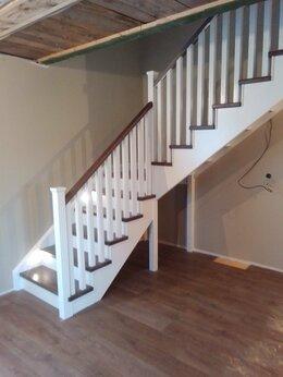 Лестницы и элементы лестниц - Лестница Истра, 0