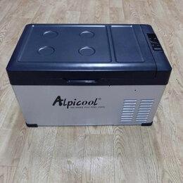 Сумки-холодильники и аксессуары - Автохолодильник Alpicool C25, 0