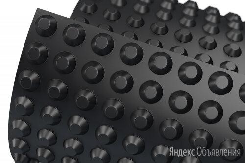 PLANTER standard мембрана профилированная 2х20 м по цене 6200₽ - Изоляционные материалы, фото 0