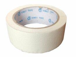 Упаковочные материалы - Скотч бумажный/ малярный 36мм*25м бумаж /96, 0