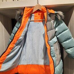 Куртки и пуховики - куртка пуховик на девочку, 0