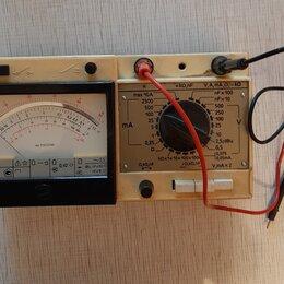 Измерительные инструменты и приборы - Мультиметр стрелочный Ц43101 (тестер), 0