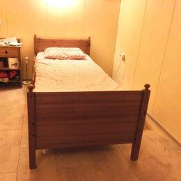 Кроватки - Кровать детская Лексвик Икеа раздвижная +днище.…, 0
