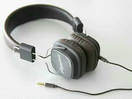 Наушники и Bluetooth-гарнитуры - Наушники проводные с микрофоном Remax RM-100H, 0