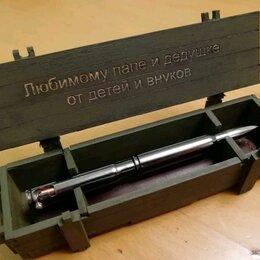 Канцелярские принадлежности - Ручка из гильз mauser 7.92×57, 0