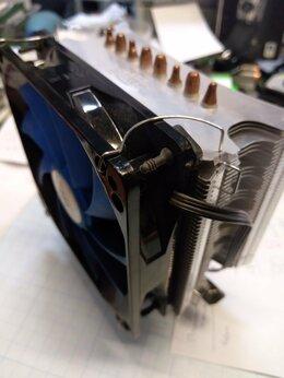 Кулеры и системы охлаждения - Кулер для процессора DEEPCOOL Ice Wind PRO…, 0
