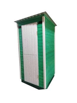 Готовые строения - Туалет/душ/сарай дачный уличный с кровлей., 0