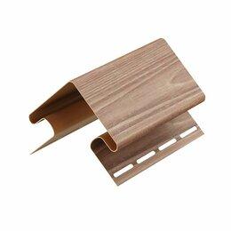 Сайдинг - Угол внешний Docke Wood Slide 3 м рябина, 0