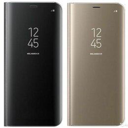 Чехлы - Оригинальные чехлы Clear View Standing для Samsung Galaxy S8 Plus (2 цвет), 0
