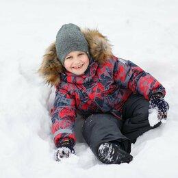 Комплекты верхней одежды - Новый зимний костюм Brinco для мальчика (2 цвета, р-ры 86 - 122), 0