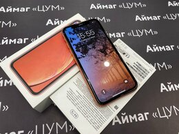 Мобильные телефоны - Apple iPhone XR 64Gb Coral , 0