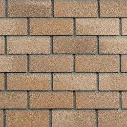 Фасадные панели - Фасадная плитка HAUBERK, Песчаный кирпич, 0