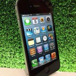 Мобильные телефоны - iPhone 4S 32Gb черный, 0