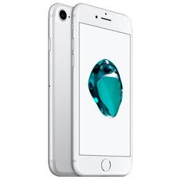 Мобильные телефоны - 🍏 iPhone 7 256Gb silver (белый, 0