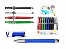 Держатели для мобильных устройств - Multilogic ручка+подставка для телефона+стилус , 0
