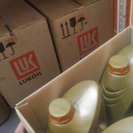 Масла, технические жидкости и химия - Масло ЛУКОЙЛ Люкс синтетическое SL/CF 5W-30, 4 л, 0