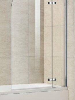 Шторы и карнизы - Шторка на ванну WELTWASSER WW100 100D2-70…, 0