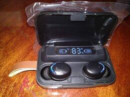Наушники и Bluetooth-гарнитуры - Bluetooth наушники TWS, 9D stereo, 2200 mA, 0