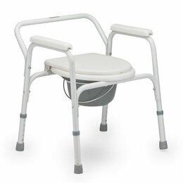 Приборы и аксессуары - Кресло-туалет Армед FS810, 0