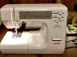 Швейные машины - Швейная машина Janome Decor Excel Pro 5124, 0