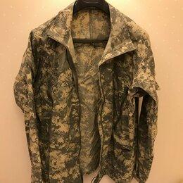 Одежда и обувь - ECWCS GEN III LEVEL 4 акупат Ветровка армии США , 0