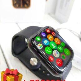 Умные часы и браслеты - Смарт часы Smart Watch W26 plus с активным колесиком, 0