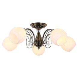 Люстры и потолочные светильники - Потолочная люстра Lussole Lgo LSP-8072, 0