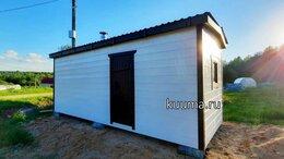 Готовые строения - Стильная каркасная Баня для вашей дачи, 0