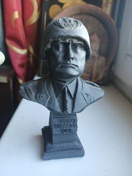 Вещи знаменитостей и автографы - Вождь итальянского народа  -  Бенито Муссолини., 0
