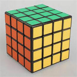 Развивающие игрушки - Кубик головоломка 4*4*4, 0