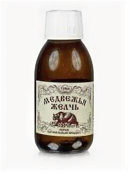 Дезинфицирующие средства - Медвежья желчь сухая молотая, 0