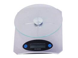 Кухонные весы - Весы кухонные электронные Gelberk GL-250 белый, 0