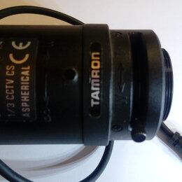 Аксессуары и запчасти - Обьектив к видеокамере TAMRON 2.8-12 мм. 1:1.4. 1/3 CCTV CS Aspherical., 0