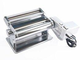 Тестомесильные и тестораскаточные машины - Akita JP 260mm Pasta Motor электрическая машинка…, 0