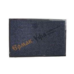 Ковры и ковровые дорожки - Коврик влаговпит.ребристый (40х60см) Серый 1/50, 0