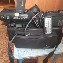 Экшн-камеры - SONY Handycam Video 8, 0
